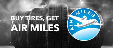 Earn Air Miles Reward Miles at Benson Tire.