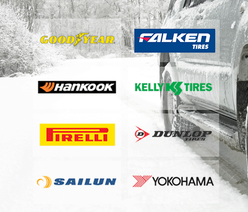 Commecial Tires, Goodyear, Dunlop, Kelly, Yokohama, Sailun, Hankook, PIRELLI
